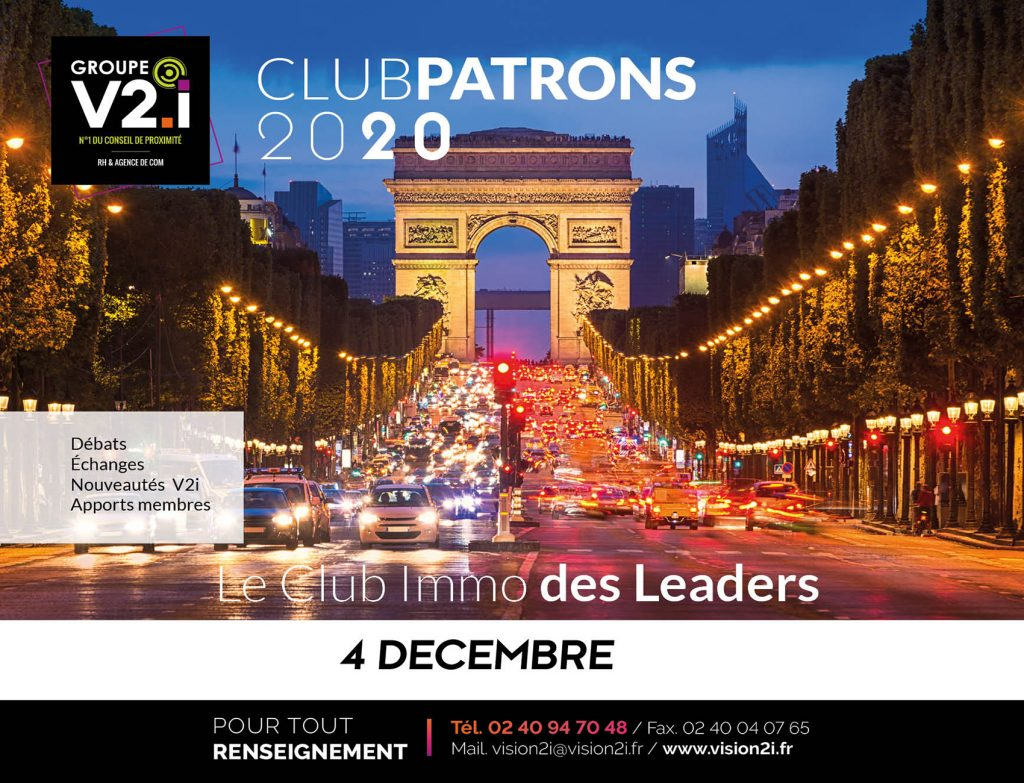 ClubPatron20_invitation paris 2020