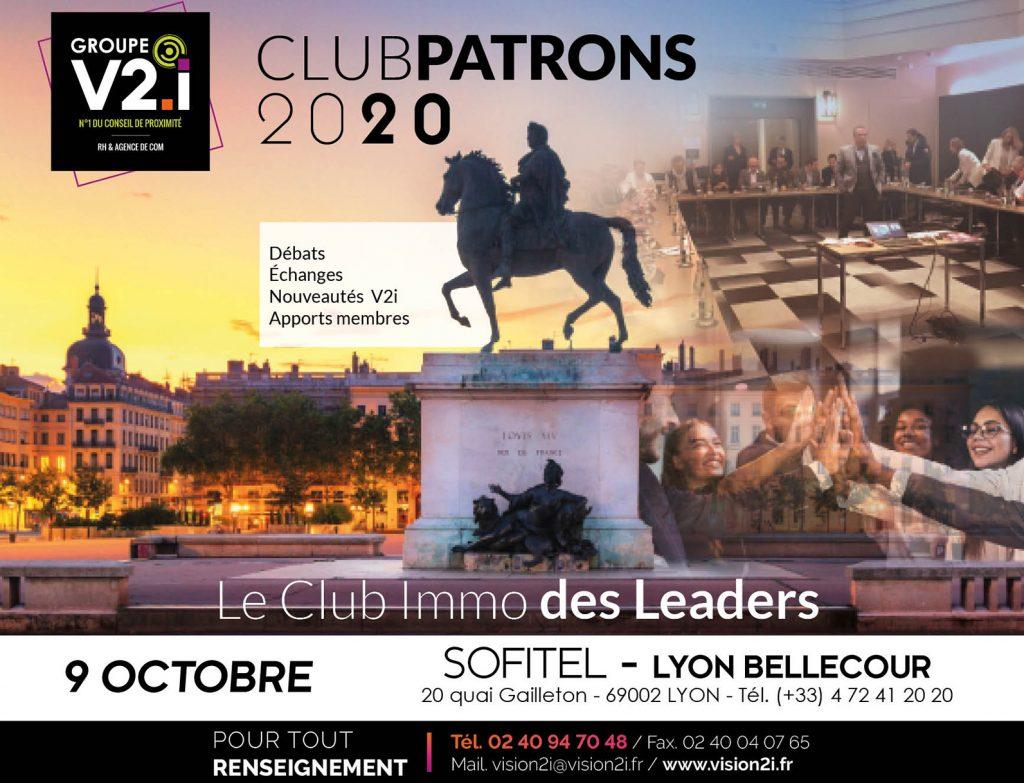 ClubPatron20_lyon Octobre 2020
